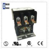 UL definitiver Zweck Wechselstrom-Diplomkontaktgeber 3 Pole 50A 120V für Beleuchtung