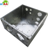 CNC филируя анодированную алюминиевую коробку приложения для радиолокатора морского пехотинца автопилотов
