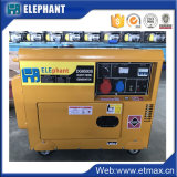 5kVA stille Diesel van het Type Draagbare Generator
