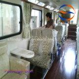 14.28m China 40p barco de pasajeros con cuerpo de barco de fibra de vidrio.