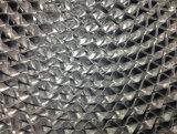 アルミニウムかステンレス鋼のバッフルのグリースフィルター
