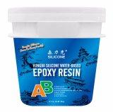 Résine époxy étanche coloré&Piscine adhésif