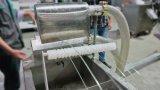 Remuele del estirador de tornillo del gemelo del animal doméstico y línea de la granulación