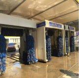 De Levering voor doorverkoop van de Was van de Auto van het Omvergooien van de Autowasserette van vijf Borstels