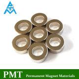 N40 Magneet van het Neodymium van de Ring van D15xd8X5.3 de Magnetische met Materiaal NdFeB