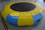 Bouncer gonfiabile dell'aria del trampolino dell'acqua per uso della sosta dell'acqua