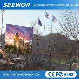 Wide Viewing Angle P10mm Outdoor Fixed Full Color LED Display for Advertizing