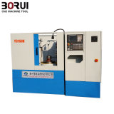 고능률 및 정밀도 4 축선 판매를 위한 수직 CNC 기어 호브로 절단 기계