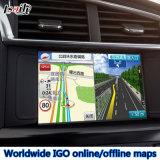 Android навигация поверхности стыка для 2014 директива стоянкы автомобилей поддержки C4/C5 Citroen динамическая