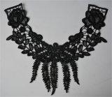 Ворот шнурка типа способа с вышивкой для Одевать повелительницы