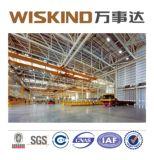Estructura de acero de Weided para el edificio Structure-16