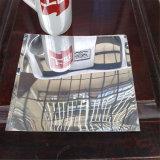 PE/ПВДФ наружного зеркала заднего вида с полимерным покрытием алюминиевый лист/катушки зажигания