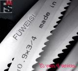 HSS биметаллической пластины M42 Bandпопулярный продукт пильного полотна