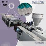 De Machine van de Productie van de Tegel van het Dakwerk van het Trapezoïde van pvc