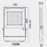 Flut-Licht Meanwell Fahrerphilip-SMD3030 150W LED mit einer 5 Jahr-Garantie