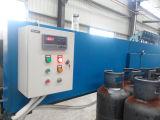 linea di produzione della bombola per gas di 12.5kg/15kg GPL riga fornace di fabbricazione del corpo di gas
