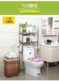 Het Rek van de Opslag van de wasmachine/van de Rekken/van de Vloer van de Badkamers het Opschorten van het Toilet van het Toilet van het Rek van het Toilet van de Badkamers