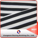 Tessuto di lavoro a maglia dell'interruttore di sicurezza dello Spandex della banda dell'alimentatore Dxh1346-2