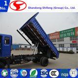 덤프 트럭 8 톤 또는 새로운 쓰레기꾼 트럭 가격