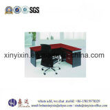 Mahogany Color Melamine Laminated Manager Office Counts (1328#)