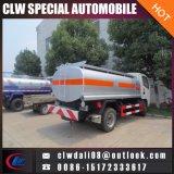 オイルタンクのトラックの移動式給油車、コンピュータの税制御されたタンク車、タンクトラック