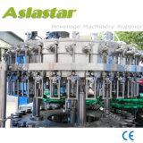 6000bph-8000bph frasco de vidro Automática Faíscas em monobloco máquina de enchimento de água