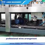 Máquina de Llenado de agua potable o agua haciendo que la línea de producción