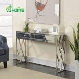 Nuevo vector del acero inoxidable del diseño para los conjuntos de los muebles del sitio de Linving