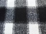 Tela hecha punto lanas falsas de Hw1561 100%Poly
