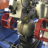 Máquina de solda do corpo do cilindro de GPL