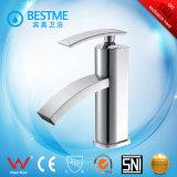 Meilleur Prix Deck Chrome monté sur le robinet du bassin de la salle de bains (BM11103-B)