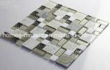 Comercio al por mayor de la fábrica Backsplash Mosaico de Piedra de Cristal