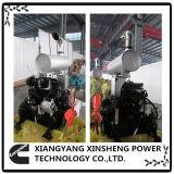 Дизельный двигатель Cummins Dcec 4BTA3.9-C100 для строительной отрасли Engneering проекта