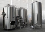 Equipo de la elaboración de la cerveza de la maquinaria de la fabricación de la cerveza del arte/el tanque de acero inoxidable