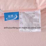 Rembourrage de velours de gros de tissu pour le patchwork consolateur