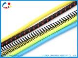 Цветастый шнур с эластичной резиновой лентой для вспомогательного оборудования одежды