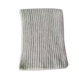 chenille Yarn Fashion Knitting 숙녀 Snood 스카프