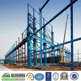 Estructura de acero para casas prefabricadas modulares edificio contenedor de acero de la casa de la casa taller