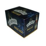 再生利用できる顧客用ペーパーロゴの包装のワインの使用ボックス