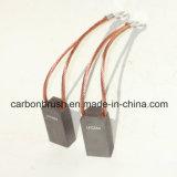 China fabricação de escovas de carbono LFC554 Motor para a indústria