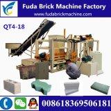 Berühmte Marken-hydraulische Presse-Ziegelstein-Maschine um die Welt