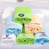 Полотенца гостиницы/домашних хлопка ванны 100%/стороны/руки с высоким качеством
