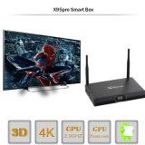 Novo X95 PRO S905X CAIXA DE TV Android Market 6.0 Marshmallow Set Top Box