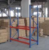 Alto estante de las mercancías del metal de la capacidad de cargamento del almacén del estante resistente del almacenaje