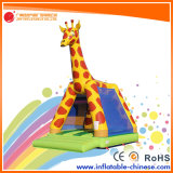 Jirafa Moonwalk inflable castillo saltar Bouncer (T1-002B)