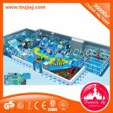 Fabrik-Zubehör-Ozean-Thema-großer weicher Innenspielplatz