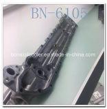 Cubierta del refrigerador de petróleo de KOMATSU 6D108 PC300-6 del recambio del motor de Bonai con saltarado (6221-63-2110/6138-61-2102)