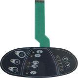 Кнопочные панели цепи пленки водоустойчивые с мембраной любимчика для медицинского оборудования