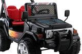 conduite de la jeep 12V sur le jouet de véhicule à télécommande