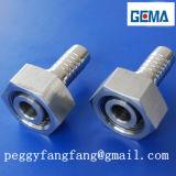 Ajustage de précision hydraulique femelle hommes-femmes galvanisé d'ajustage de précision de pipe de Gi de garnitures de pipe de collier de garnitures de pipe de garnitures de pipe